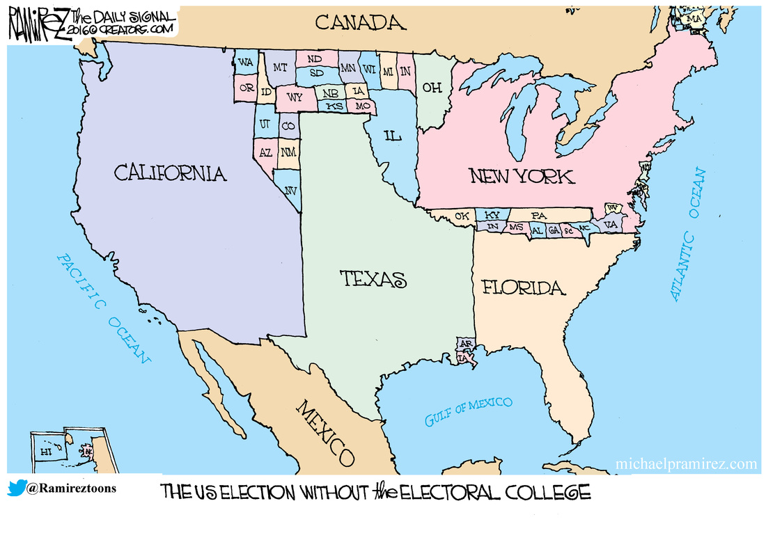 a look at the electorial college in america Electoral college vs popular vote:  if you look at the attached electoral map,  but the number of electoral college votes go to president obama.